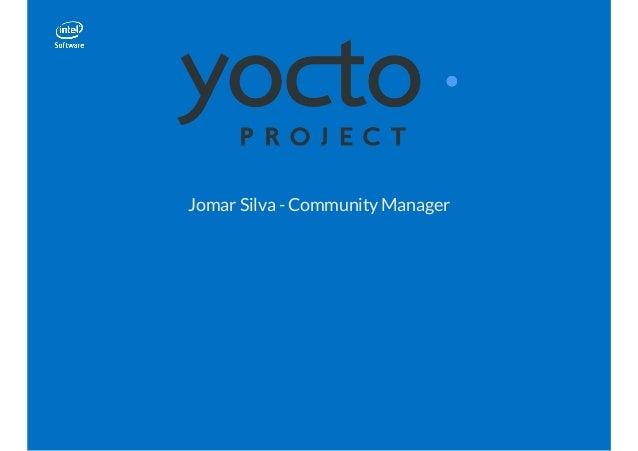 Jomar Silva - Community Manager