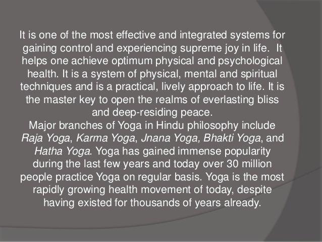 "jnana yoga essay Choose one of the four major paths of hindu ""discipline"" (ie raja yoga, jnana yoga, karma yoga or bhakti yoga) and explain its approach to religious self-transformation in terms of the foundational principles of hinduism—brahman, atman, karma and moksha."