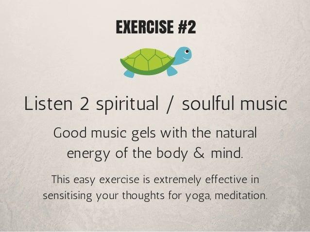 Yoga, Meditation - SLOW, Boring - WHY?