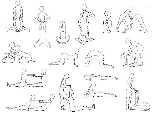 • Relaxation practices – Shavasana – Spandha-Nishpandha Kriya – Kaya Kriya – Tala Kriya – Marmanasthanam Kriya – Yoga Nidr...