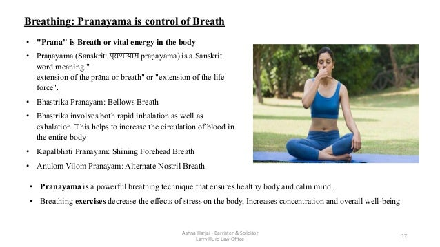 effects of yoga on health
