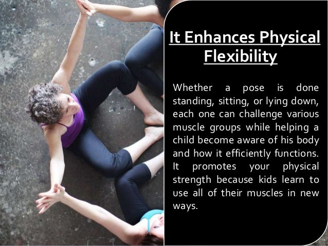 Yoga benefits for kids Slide 2
