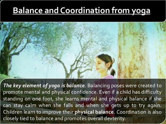Yoga benefits for kids Slide 3