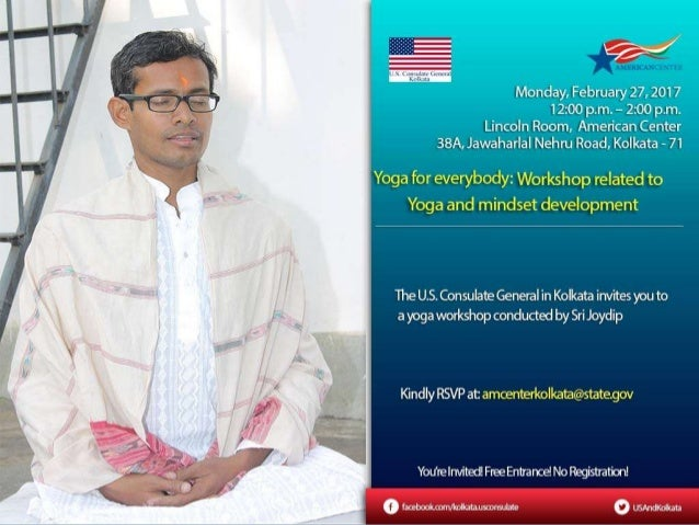 YOGA FOR EVERYBODY Mindfulness (Inward Focus) Concentration (Outward Focus)