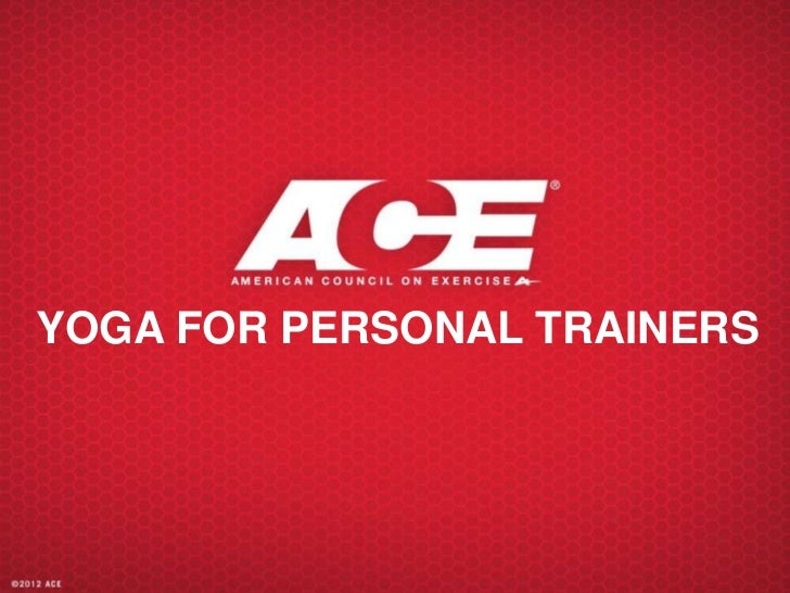 YOGA FOR PERSONAL TRAINERS