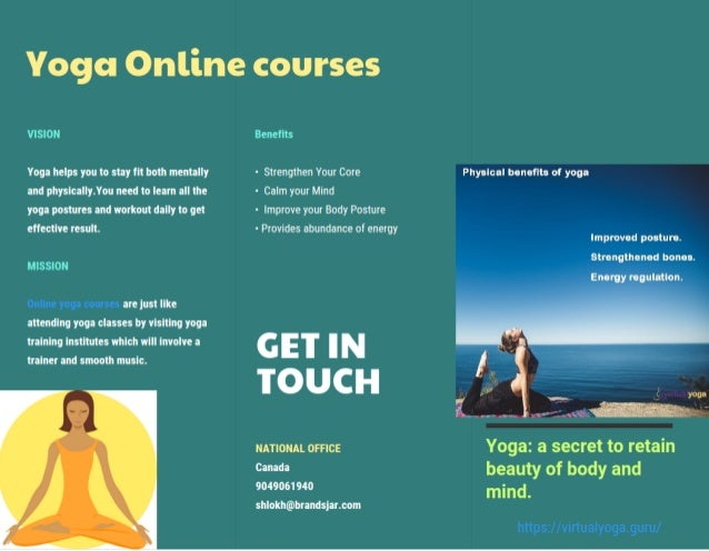 Yoga Online Courses To Attain Perfect Body