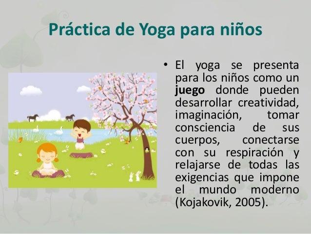 4. Práctica de Yoga para niños ... 3c4081c75a89