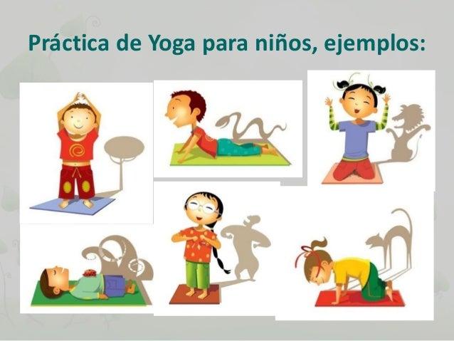 Práctica de Yoga para niños 6b925e1f7a5a