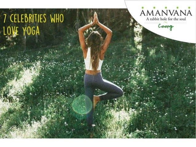 There's something about people who do yoga isn't it? They look calmer, happier, and often times, simply amazing. If you ha...