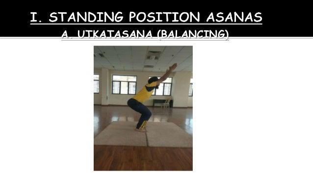 yoga asana Slide 3
