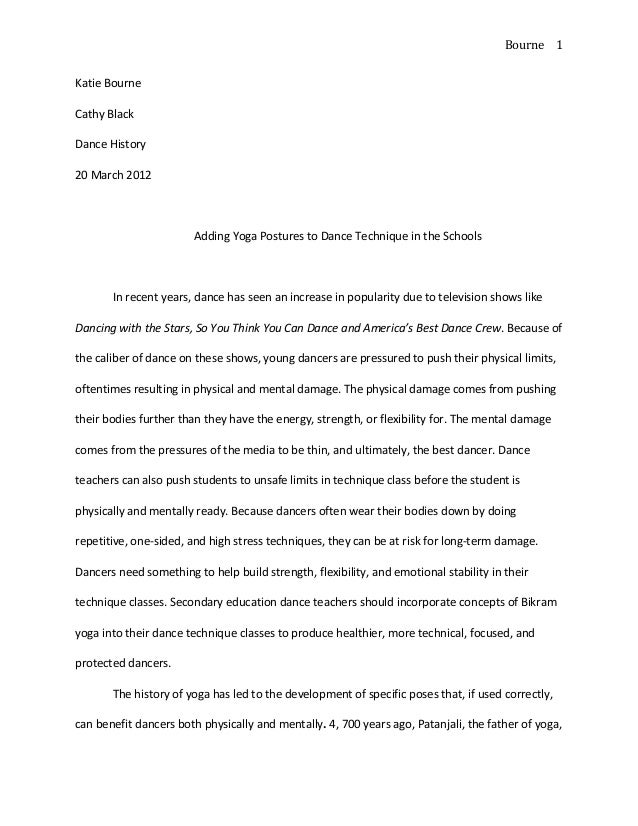 irish dance research paper