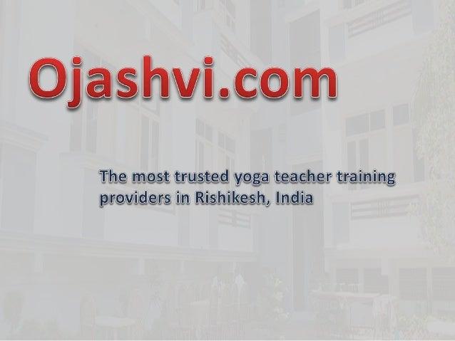 Yoga teacher training in India •We are leading yoga teacher training course and certificationprovider in Rishikesh, India....