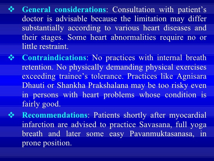 <ul><li>General considerations : Consultation with patient's doctor is advisable because the limitation may differ substan...