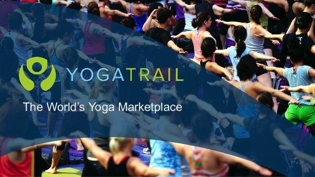 The World's Yoga Marketplace