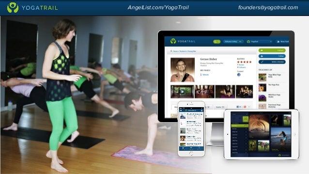 AngelList.com/YogaTrail founders@yogatrail.com