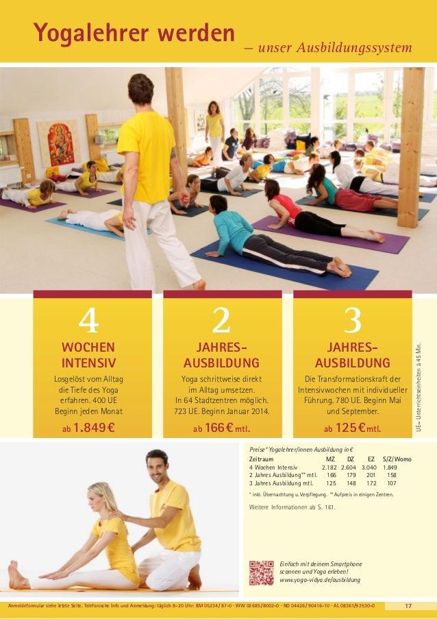 Yoga Vidya Katalog 2014