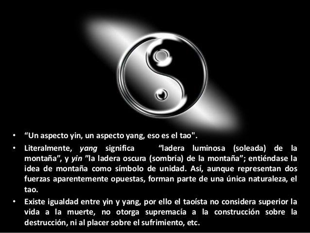 Yoga y taoismo