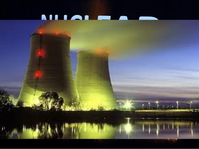 A nuclear reactor is a device to initiate,  and control, a sustained nuclear chain  reaction. The most common use of  nucl...