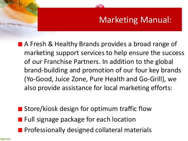 Frozen yogurt business plan sample