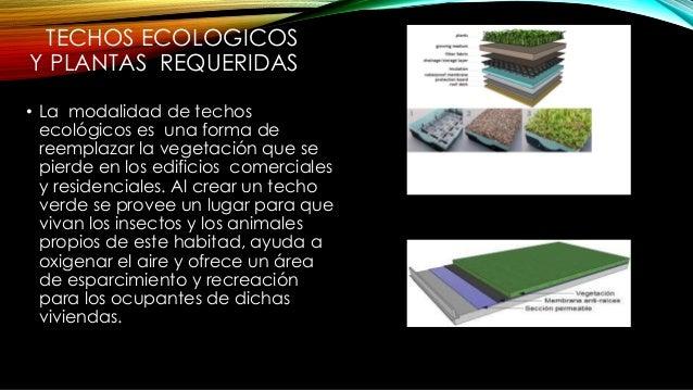 • Las plantas verdes para edificios ecológicos no es un nuevo concepto de diseño. Los arquitectos han incluido característ...