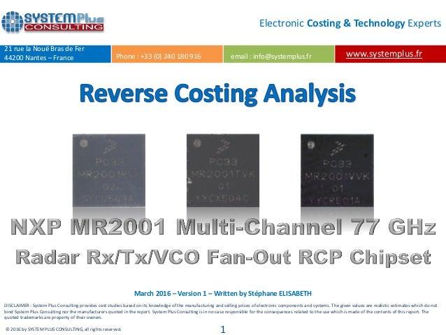 77 Ghz Radar Chip