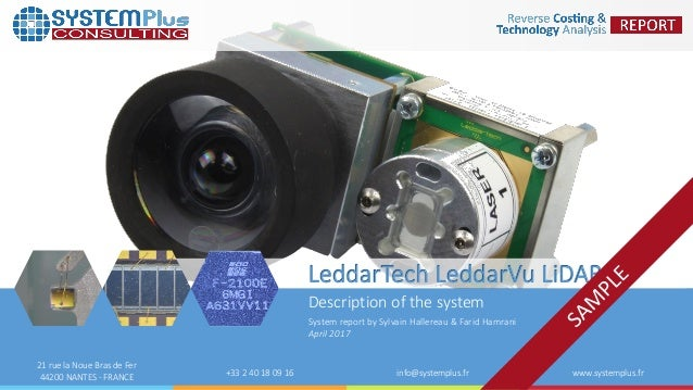 LeddarVu8: The first off-the-shelf solid state high