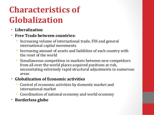 globalization and economic development pdf