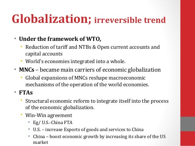 globalization development of economies essay Read this essay on is globalization a positive or negative development for the world  globalization has opened economies domestically and internationally.