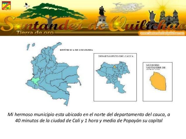 Mi hermoso municipio esta ubicado en el norte del departamento del cauca, a 40 minutos de la ciudad de Cali y 1 hora y med...