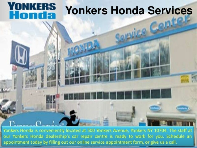 Reliable Honda Services in Yonkers