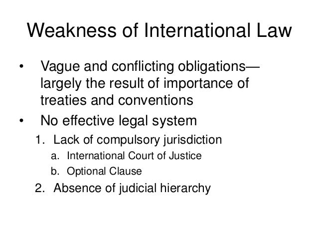 legal decisions in international law As the basis of common law and legislative decisions as influence of roman civil law in american legal tradition the founding fathers and their contemporaries.