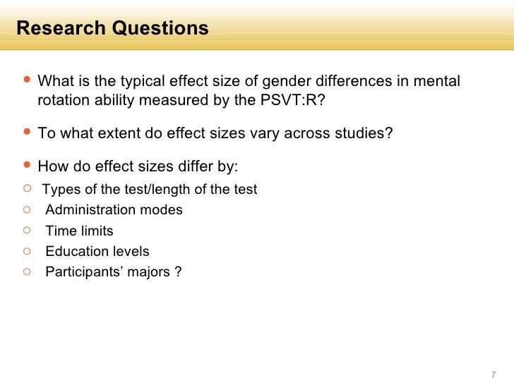 a meta analytic review of gender differences The current study conducted a meta-analysis of twin studies on sex differences in  self- and parent-reported adolescent depressive symptoms.