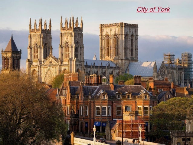 York  City of York