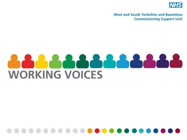 What is Working Voices? Working Voices uses a Community Asset Based approach in the workplace. The project is funded for o...