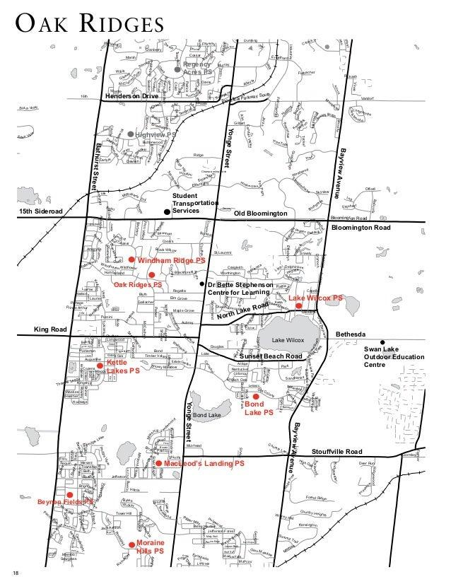 York School Distric School Locator