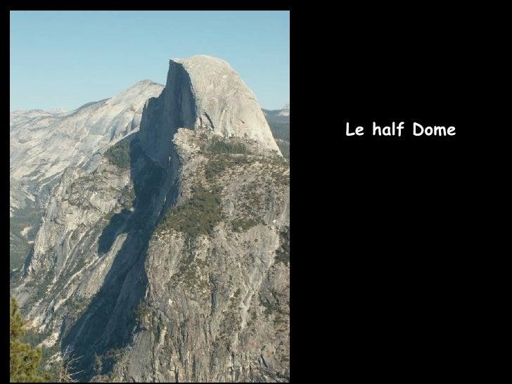 Le half Dome