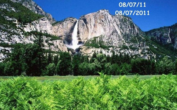 Séta a Yosemite Nemzeti Park-ban. [email_address] 08/07/11 08/07/2011