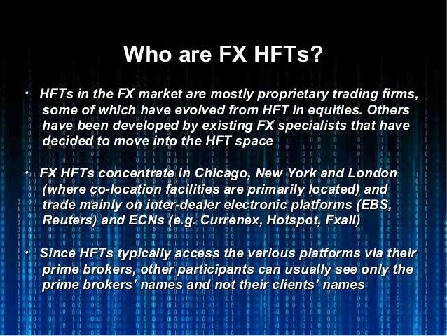 The fx market