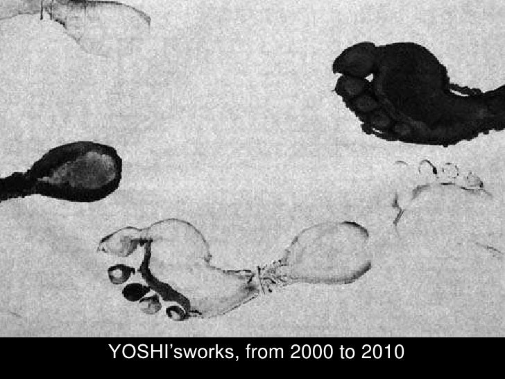 YOSHI'sworks, from 2000 to 2010<br />