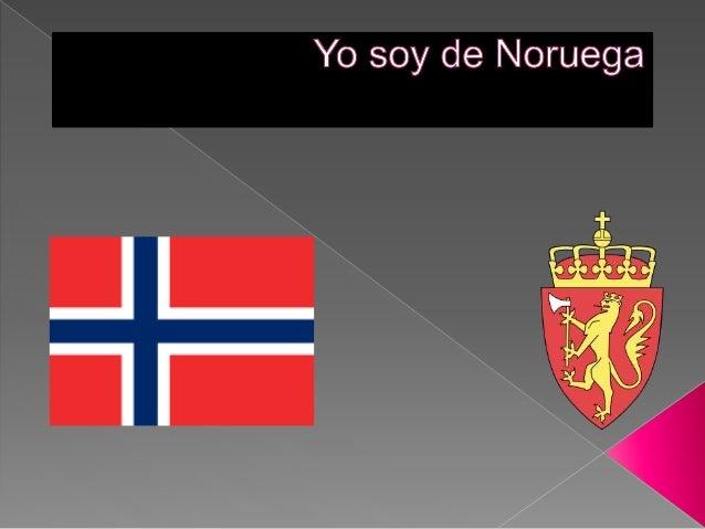 Yo soy de Noruega
