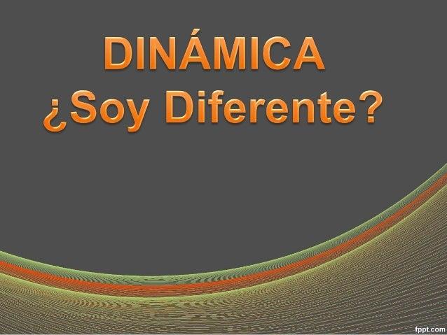 ¿Usted por qué es Diferente (positivamente)?  ¿Qué características, cualidades, ventajas, competencias,  le hacen distinto...
