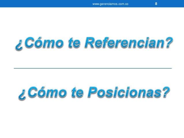www.gerenciamos.com.co 8