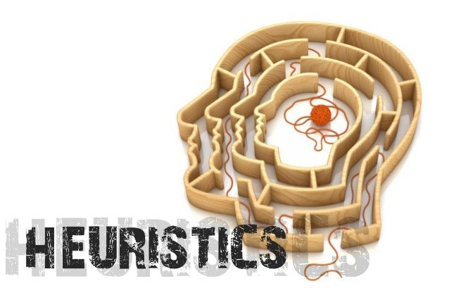 Heuristics are mental shortcuts or strategies that people use to form judgements and make decisions without having to spen...