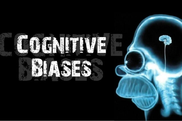 Cognitive biases are habitual and predictable ways of thinking that leads to errors .