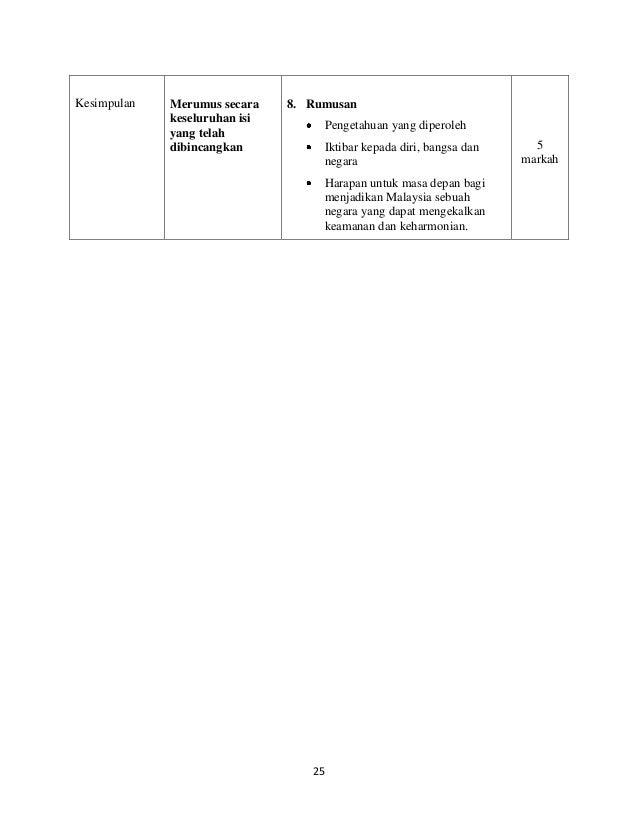 28+ Skema Jawapan Sejarah Kertas 3 Tingkatan 5 Bab 2 ...