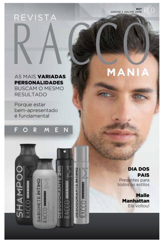 Revista Racco 07 julho 2016  Encomendas-44-9957-9694 email lupegorini@hotmail.com