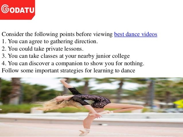 You Can Get Best Dance Videos Online And Fulfill Your Dancing Dream Slide 3