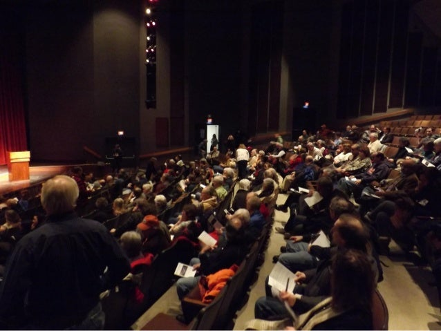 You Defend It NY Fracking Debate - Pictures