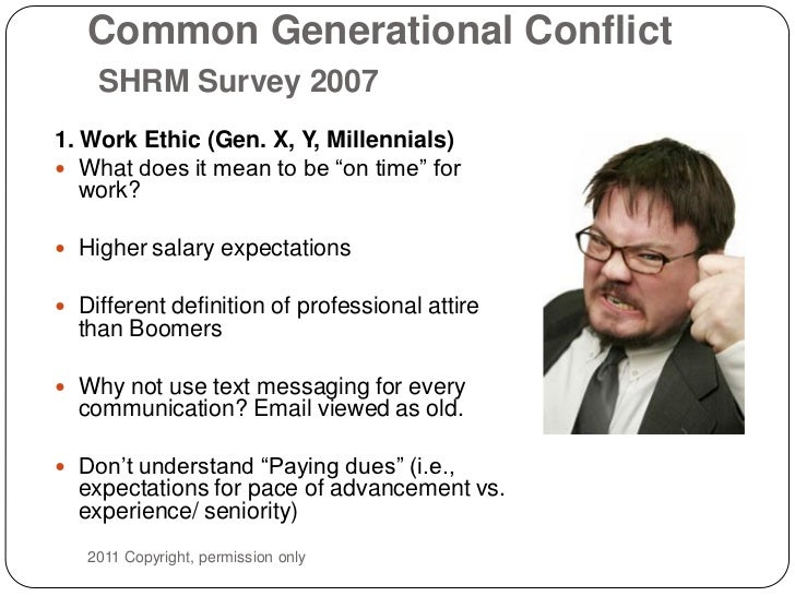 you dont know me  generational conflict in the workplace