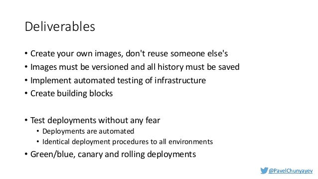 Continuous Delivery at Backbase And immutable infrastructure
